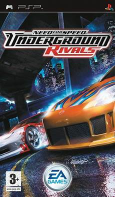 need for speed le jeu test nfs underground rivals