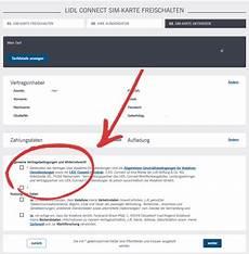 lidl connect prepaid karte 187 tarife bewertung erfahrungen