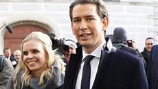 sebastian kurz freundin austria swears in europe s youngest leader sebastian kurz