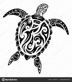 Maorie Schildkröte - maori style turtle stock vector 169 akv lv 166640472