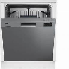 spülmaschine teilintegriert 60 cm unterbau geschirrsp 252 ler teilintegriert 60 cm breit