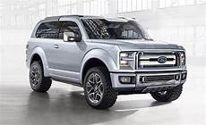 2020 ford bronco because the wrangler can t all the