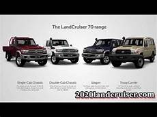review 2019 toyota land cruiser 70 series changes