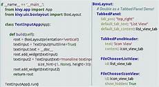 code input kivy 1 11 1 documentation