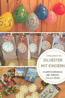 Silvester Mit Kindern Feiern Ideen F 252 R Zu Hause