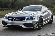 Wide Kit For Mercedes Sl R230 Sr66 Design