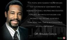 ben carson inspirational quotes quotesgram