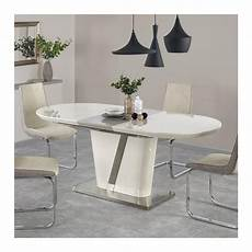 Table De Salle 224 Manger 160 200 X 90cm Ovale Laqu 233 E