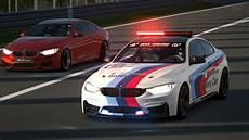 bmw m4 m performance edition safety car testing