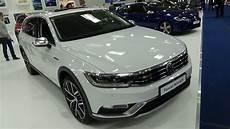 2017 Volkswagen Passat Alltrack Exterior And Interior