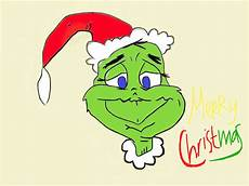 merry christmas the grinch by eamnd