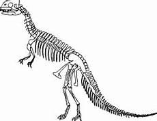 malvorlagen dinosaurier skelett x schiffer