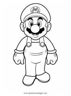 Malvorlagen Gratis Mario Mario Bros 15 Gratis Malvorlage In Comic