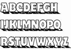 Buchstaben Malvorlagen A Z Buchstaben Ausmalen Alphabet Malvorlagen A Z Alphabet