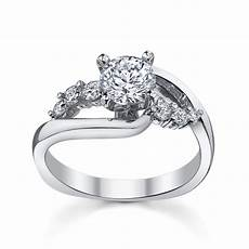top 6 modern engagement rings for the robbins brothers blog