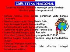 resume identitas nasional pdf 2 identitas nasional