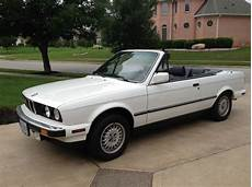 1989 Bmw 325i Convertible German Cars For Sale