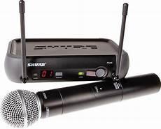 Rent Wireless Mic Shure Pgx Wireless Microphone Rental
