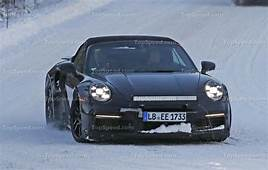 2020 Porsche 911 Turbo Convertible  Top Speed