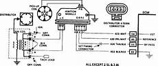 This Hei System Has Effect Switch Ignition Module No
