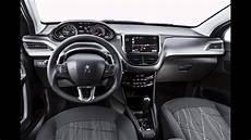 2016 Peugeot 208 Interior