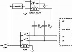 Ronk Roto Phase Wiring Diagram by Working On A Diy Rotary Phase Converter With Pony Motor