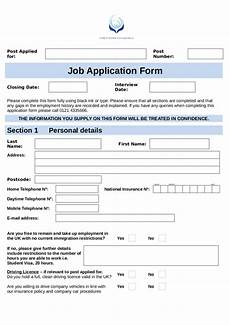 how to write a personal statement for a application form