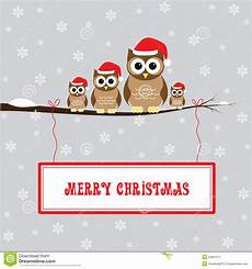 merry christmas stock vector illustration of owlet decoration 34807211