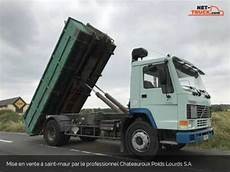 camion porteur volvo fl liroll polybenne 7 f 230