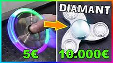 5 Fidget Spinner Vs 10 000 Fidget Spinner