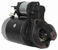 new ccw starter motor 1981 1982 bmw marine engine d35 d50 diesel 0 001 366 026