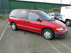 auto air conditioning repair 1999 plymouth grand voyager parking system buy used 1999 plymouth voyager base 7 passenger van nice in salem oregon united states