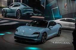 2020 Porsche Taycan Turbo Takes Major Range Hit From EPA