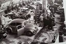 Ivan Hirst The Story Of How He Saved VW Beetle