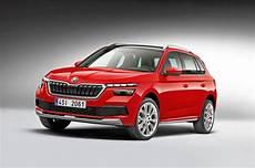skoda kamiq suv revealed ahead of geneva debut autocar india