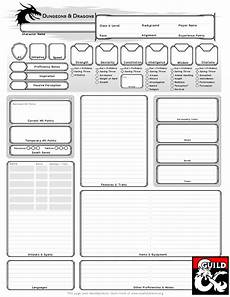 dyslexia assistive character sheet dungeon masters guild dungeon masters guild