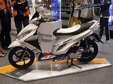 Modifikasi Motor Skydrive by Motor Suzuki Skydrive Dynamatic 125 Cc Thailand