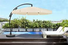 sun garden usa cantilever umbrella sun garden umbrella