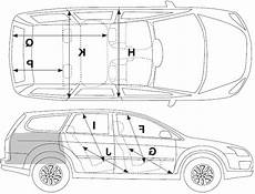 Ford Focus Wagon Dimensions The Wagon