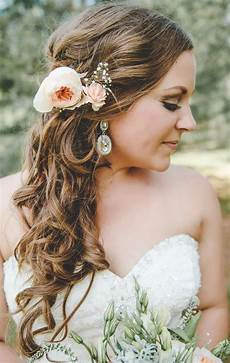 hochsteckfrisur halb offen 34 side swept hairstyles you should try