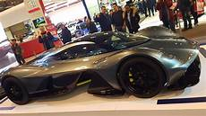 Aston Martin Am Rb 001 Makes Global Debut In Toronto
