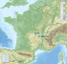 Distance Entre Lyon Et Grenoble