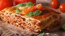 Lasagne Bolognese Rezept - original italienische lasagne ein echter klassiker aus