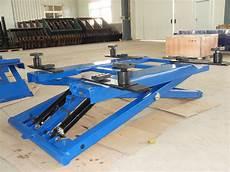 Garage Hydraulic Lift by Scissor Type Portable Electric Car Lifts Price Hydraulic