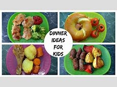 A Week Of Dinner Ideas For Kids   YouTube