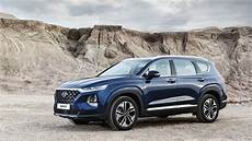 2019 Hyundai Santa Fe Images Price Performance And