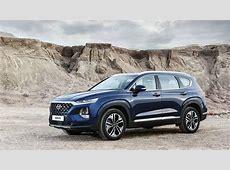 2019 Hyundai Santa Fe (Images, price, performance and