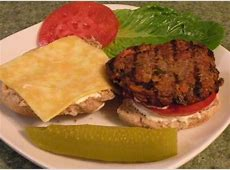 circus burgers  with lean ground beef and chia seeds_image