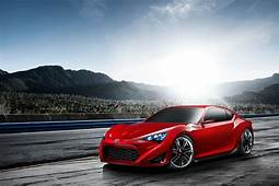 Meet Your New AE86 Scion FR S Concept Announced