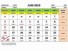 juni 2019 kalender druckbare vorlagen mit feiertagen